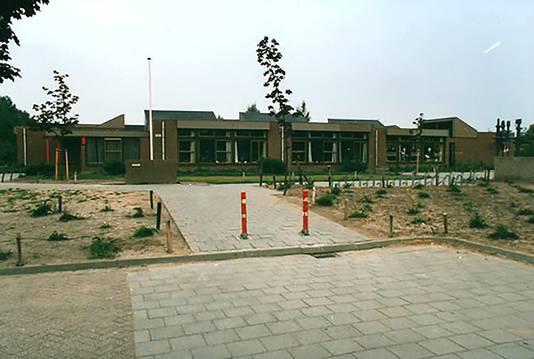 De Saffier in Roosendaal in de jaren '80