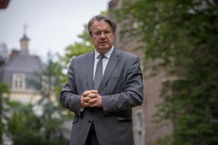 Commissaris van de koning Wim van de Donk