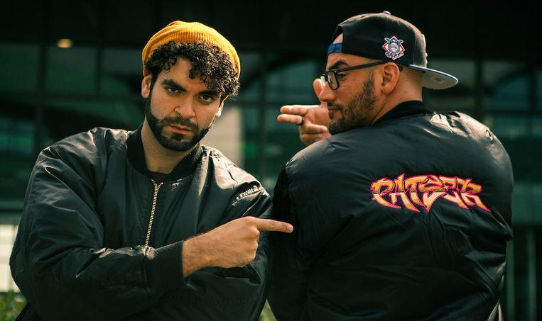 Regisseurs Adil El Arbi en Bilall Fallah hebben met 'PATSER' hun derde langspeelfilm afgewerkt.