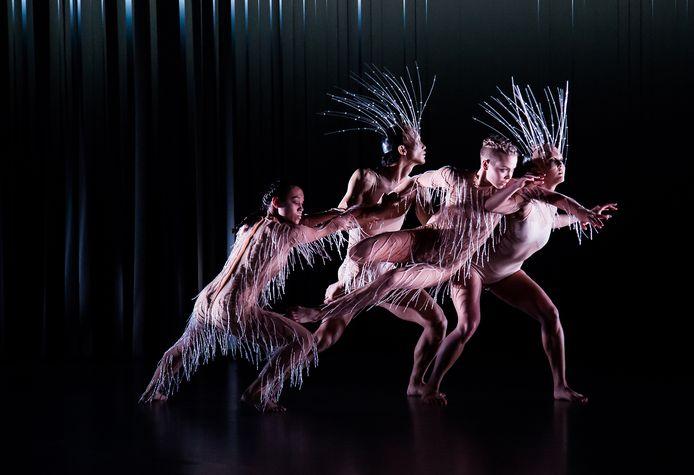 Kostuums van Bart Hess voor Dance Company Nanine Linning.