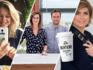 TV-columnist Angela de Jong en foodtrendwatcher Esther Haanschoten te gast in De Ochtend Show to Go