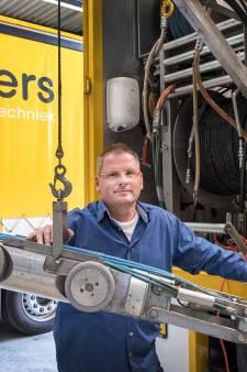 Dankzij unieke rioolrobots is het ondergrondse werk niet vies