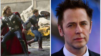 Thor en Captain America ontvolgen James Gunn