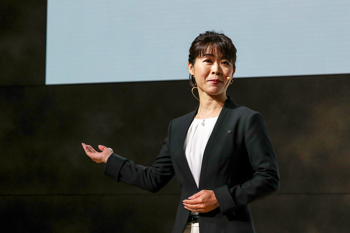 Tomiko Takeuchi