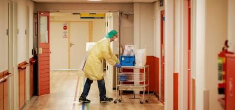 Aantal coronapatiënten in Utrechtse ziekenhuizen in twee weken tijd verdubbeld
