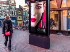 Amersfoort wil 180 digitale reclameborden kopen
