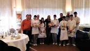 Britta wint interne kookwedstrijd hotelschool Calmeyn