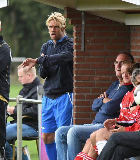 Ivo Rossen schuift door bij FC Eindhoven en blijft bij Quick