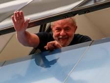 Braziliaanse oud-president Lula geeft zichzelf aan bij politie