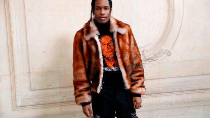 Drugs en agressief gedrag: het criminele verleden van A$AP Rocky