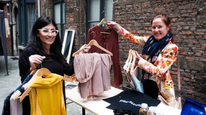 Goedkoper dan shoppen en minstens even leuk: T-shirt ruilen voor paar schoenen op Fashion Sweep