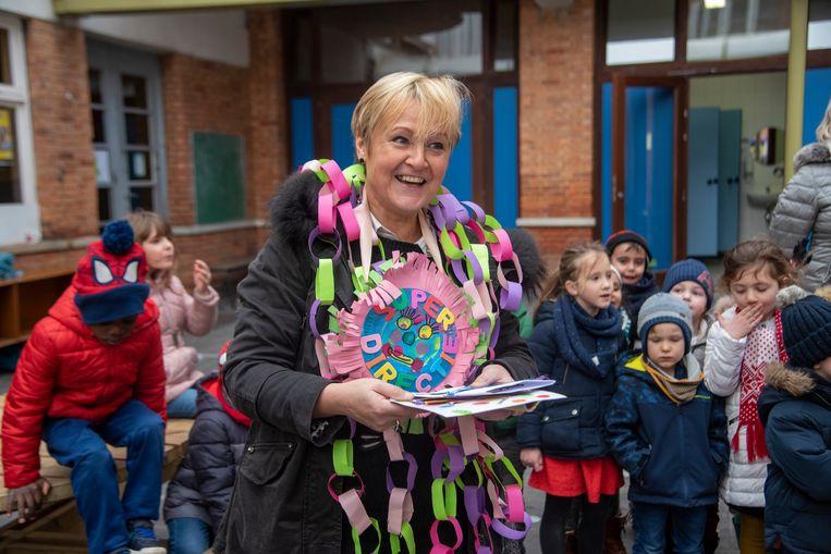Natacha De Bie is superdirecteur van SInt-Jozef.