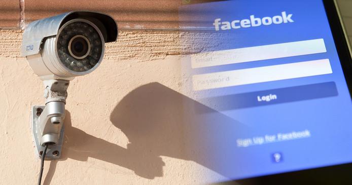 Een winkel in het Lage Land heeft na diefstal beelden van een beveiligingscamera op Facebook gezet.