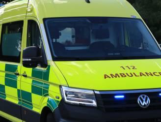Twee bestuurders gewond na botsing