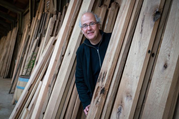 Robin Hagen is inmiddels begonnen als zakelijk adviseur bij Frank Pouwer historische bouwmaterialen in Doorwerth.
