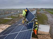 Plan voor zonneparken Kapel-Avezaath van de baan