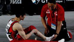 Japanner Uchimura neemt niet deel aan individuele allround op WK turnen