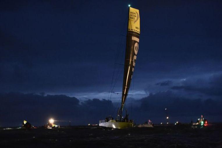 Volvo Ocean Race Beeld
