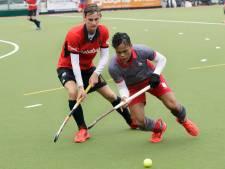 Vliegende start hockeyers Etten-Leur blijkt geen garantie voor winst, Breda geeft zege weg in slotfase