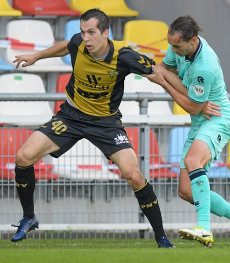 Nog geen Ruiter, Heerkens wel weer bij wedstrijdselectie van Willem II