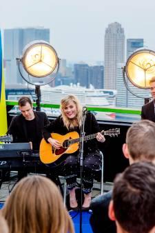 Genieten van 'Concert in the Sky' Ilse DeLange