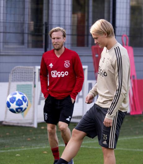 Poulsen terug bij Ajax voor stage