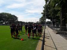 Nog geen beslissing over Karim Rossi bij Willem II