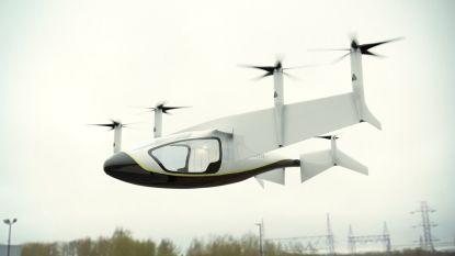 Rolls-Royce heeft plannen om vliegende taxi te ontwikkelen