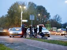 Fietser gewond in Cuijk door botsing met auto