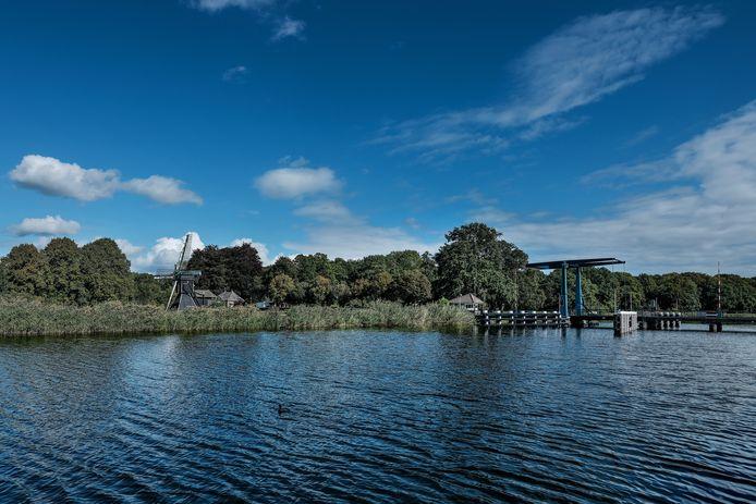 De Doetinchemse windmolens zijn gepland in het groene gebied langs de Oude IJssel, tussen de Barlhammerweg en de rivier.