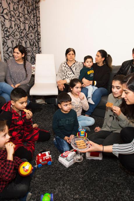 Oisterwijkse familie Hakimi in zak en as: 'Vader is geen oorlogsmisdadiger'