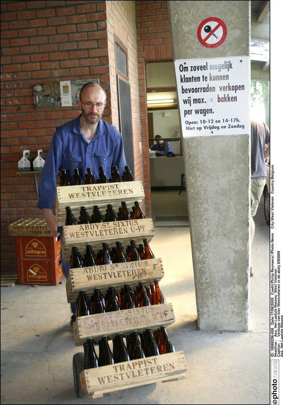 De brouwerij van Westvleteren.
