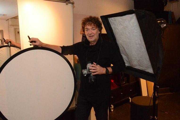 Fotograaf Ward Vleminckx is al twee jaar bezig met het project 'Kieldrechtse Koppen'.