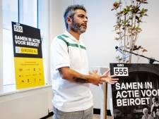 Nationale actiedag Beiroet begint met ruim 5 miljoen euro