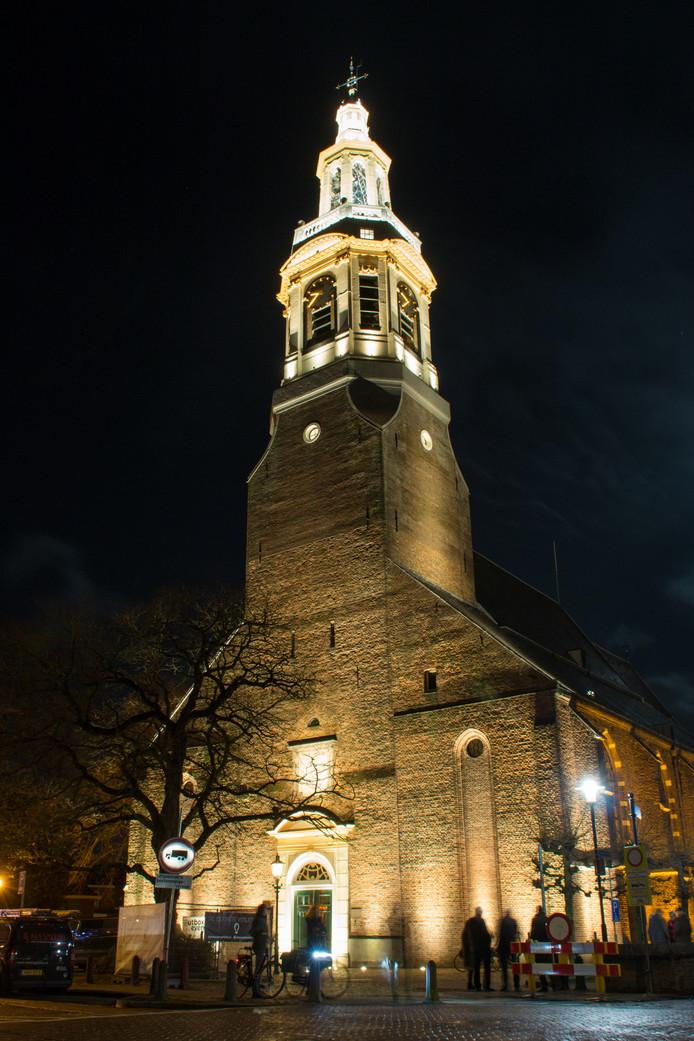 De toren staat sinds 2012 bekend als 'de mooiste kerktoren van Nederland'.