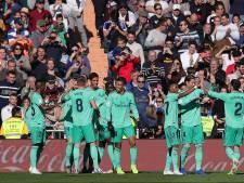 Real Madrid werkt met goed gevoel toe naar cruciale serie