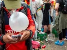 CDA wil verbod op lachgas in Zwolle: 'Hoe populairder het wordt, des te moeilijker wordt een verbod'