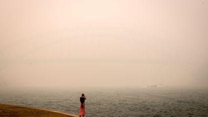 Australische premier erkent bezorgdheid inwoners Sydney om luchtvervuiling door bosbranden