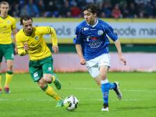 Play-offs lijken onhaalbaar voor FC Den Bosch na nederlaag bij koploper Fortuna Sittard