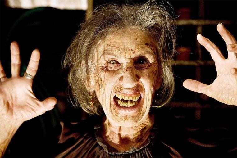 Lorna Raver in de film Drag me to Hell, Veronica, 22.40 uur. Beeld Martine Rasing