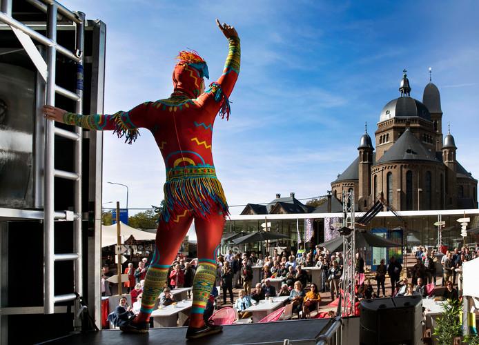 openingsfestival Speelhuis Helmond