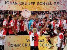 Miljoen kijkers zien Feyenoord Johan Cruijff Schaal winnen