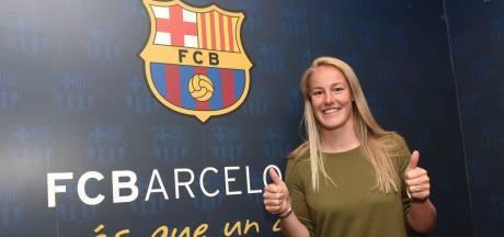 Van der Gragt wordt teamgenoot van Martens bij FC Barcelona