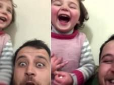 La fillette qui avait appris à rire des bombardements pourra aller vivre en Turquie