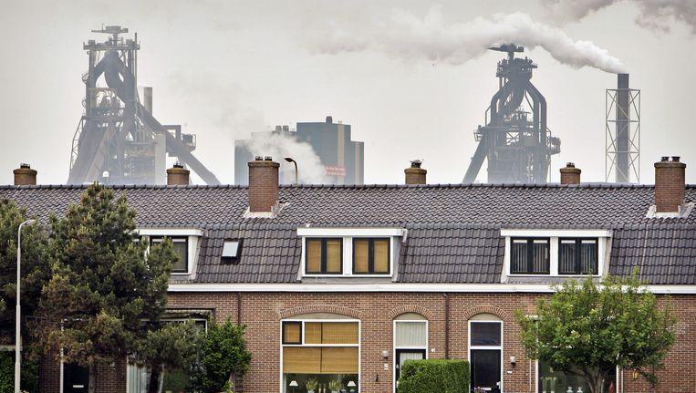 In 2013 groeide de concentratie koolstofdioxide enorm Beeld anp