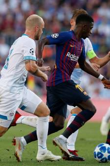 PSV houdt lesmateriaal over aan duel in Camp Nou: zorgvuldiger en meedogenlozer zijn