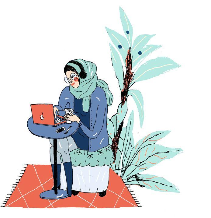 Antwerpen Leest vindt plaats op een digitaal platform.