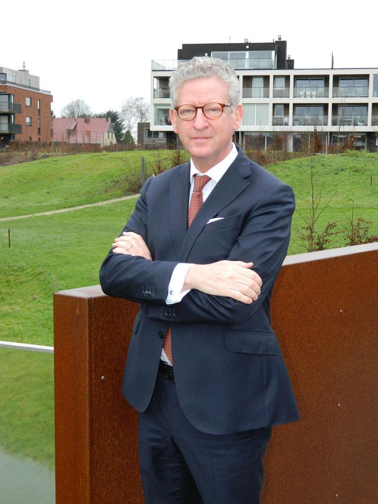 Pieter De Crem, burgemeester van Aalter.