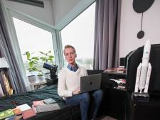Internationaal bedrijf vanuit een Delftse studentenkamer