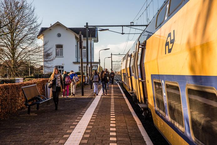 Station Krabbendijke.